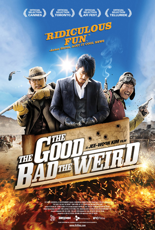 good bad and ugly movie cover
